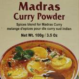 Madras Curry - 100g