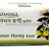 Lemon Honey Kanti Soap 75g