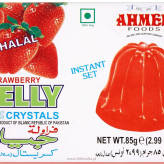 Jelly Strawberry Ahmed - 85g