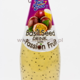 Basil Seed Drink with Passion Fruit - 300ml
