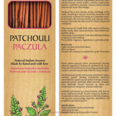 SATTVA INCENSE PATCHOULI 30G