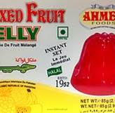Jelly Mix Fruit Ahmed - 85g