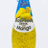 Basil Seed Drink with Mango - 300ml