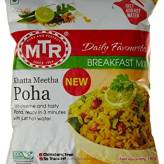 MTR Khatta Meetha Poha Breakfast Mix 180g