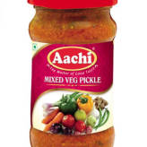 Mixed Veg. Pickle 300G Aachi