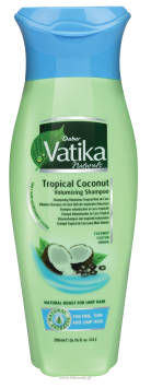 Vatika Tropical Coconut Volumizing Shampoo 200ml