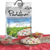 Basmati Rice Super Solitaire 5KG Parliament