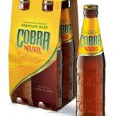 Piwo Cobra 4,8% 330 ml