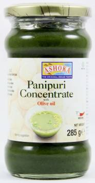 Panipuri Concentrate with Olive oil 190g
