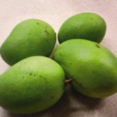 Fresh Green Mangoes(small) - 250g