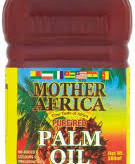 Palm Oil Mother Afrika 500 ml