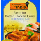 Paste for Butter Chicken Curry 100g Kitchens of India