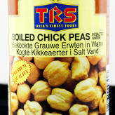Canned Chick Peas TRS,400g