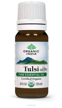 Tulsi (Holy Basil) Essential Oil