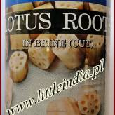 Lotus Root in brine (cut)Ashoka,400g
