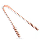 Copper Tongue Cleaner Sattva Ayurveda