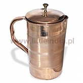 Premium Copper Water Jug 1,6litre.