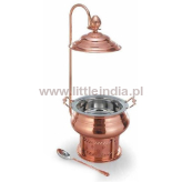 Sovereign Round Copper Chafing Dish - Regal (LC-150)