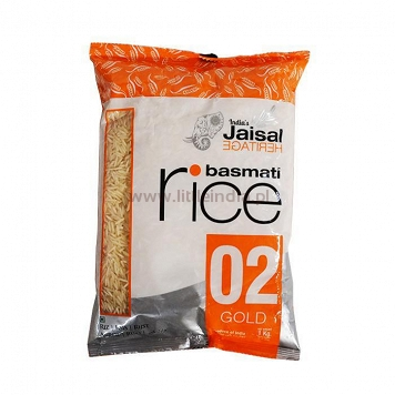 Jaisal Basmati Rice Gold
