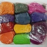 Rangoli Colors (Pack of 12 Colors)