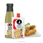 Green Chilli Sauce 190 ML Ching's Secret