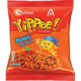 YiPPee Magic Masala Noodles 70G Sunfeast