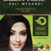 Black Rose Khali Mehandi Powder Black 50g