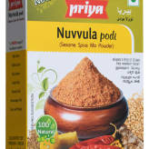 Sesame Spice Mix Powder (Nuvvula Podi) 100G