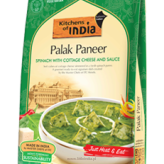 Palak Panner 285g Kitchens of India
