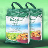 Parliament Sella Basmati Rice - 5kg
