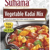 Vegetable Kadai Mix 50G Suhana