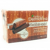 Dermoviva Sandalwood soap 115g
