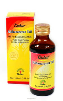 Dabur Mahanarayan Tail 100ml.