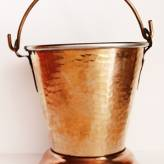 Copper Balti Bucket