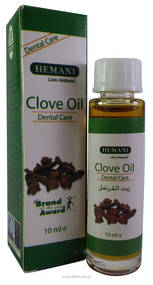 Hemani Clove Oil For Toothache 10 ml.