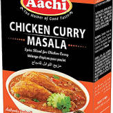 Chicken Curry Masala 200G+50G Aachi