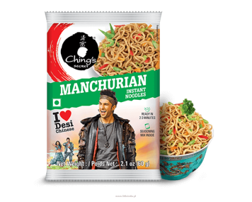 Manchurian Noodles 60/240G Ching's Secret