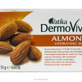 Dermoviva Almond Soap - 115g