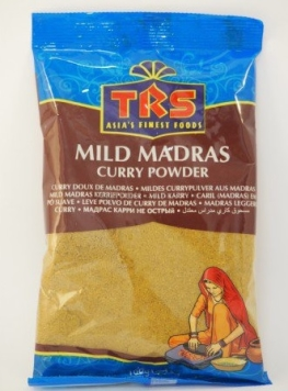 Madras Curry Powder - Mild TRS, 100g