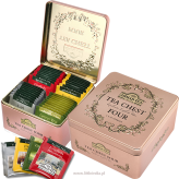 Ahmad Tea Tea Chest Four 40 teabags