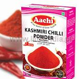 Kashmiri Chilli Powder 200G Aachi