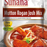 Mutton Rogan Josh Mix 50G Suhana