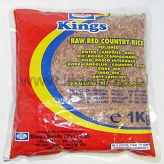 Kings Red Raw Rice (Polished) 1KG