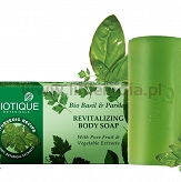 Bio Basil & Parsley Revitalizing Body Soap 100g