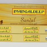 Mangaldeep Sandal Incense Sticks (14 szt)