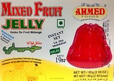 Jelly Mix Fruit Ahmed,85g