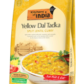 Kitchens of India - Yellow Dal Tadka 285g