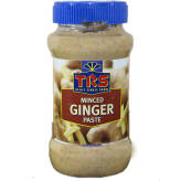 Minced Ginger Paste 210g - 300g