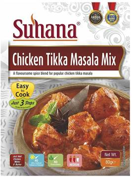 Chicken Tikka Masala Mix  80g Suhana