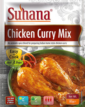 Chicken Curry Mix  80G Suhana